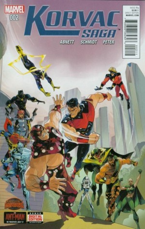KORVAC SAGA #2 review spoilers 1