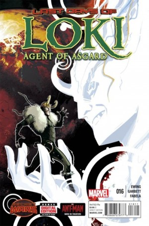 LOKI - AGENT of ASGARD #16 review spoilers