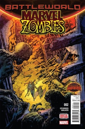 MARVEL ZOMBIES #2 review spoilers 1
