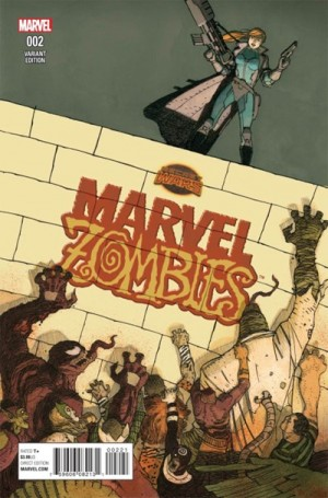 MARVEL ZOMBIES #2 review spoilers 2