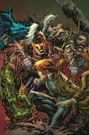 MARVEL ZOMBIES #4 virgin cover