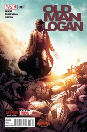 OLD MAN LOGAN #3 review spoilers 1
