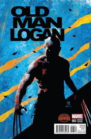 OLD MAN LOGAN #3 review spoilers 2