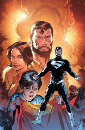 SDCC 2015 DC Comics Superman Lois & Clark