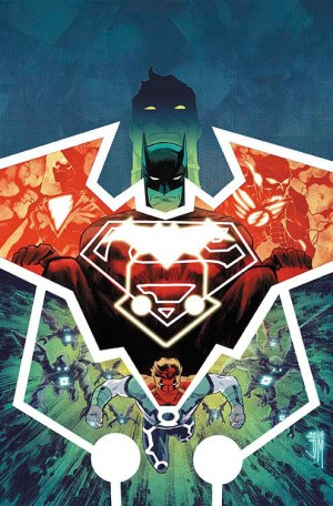 SDCC 2015 Darkseid War Justice League Gods and Men