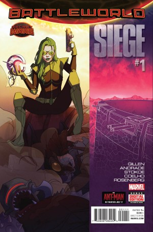 SIEGE #1 review spoilers 1