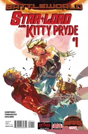 STAR-LORD & KITTY PRYDE #1 review spoilers 1
