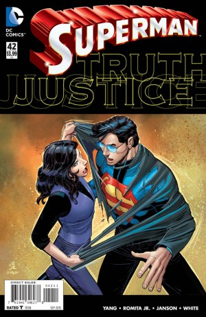 SUPERMAN #42 review spoilers 1