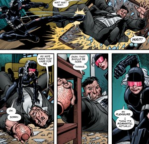 Secret Six #4 DC You spoilers 9