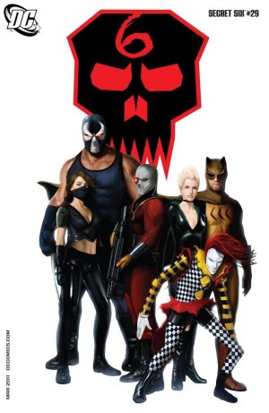 Secret Six classic DC Comics