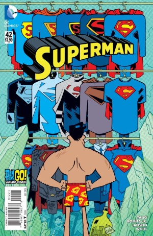 Superman #42 Spoilers Lois Lane Preview 2