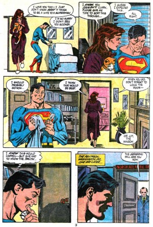 Superman #53 Spoilers 1990-91 Lois Lane 4