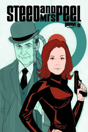 The Avengers Steed and Mrs Peel BOOM Studios 1