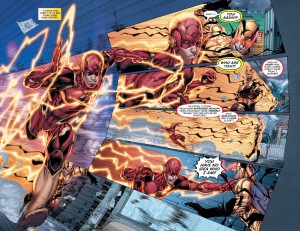 The Flash #42 Zoom Henry Allen Spoilers 5