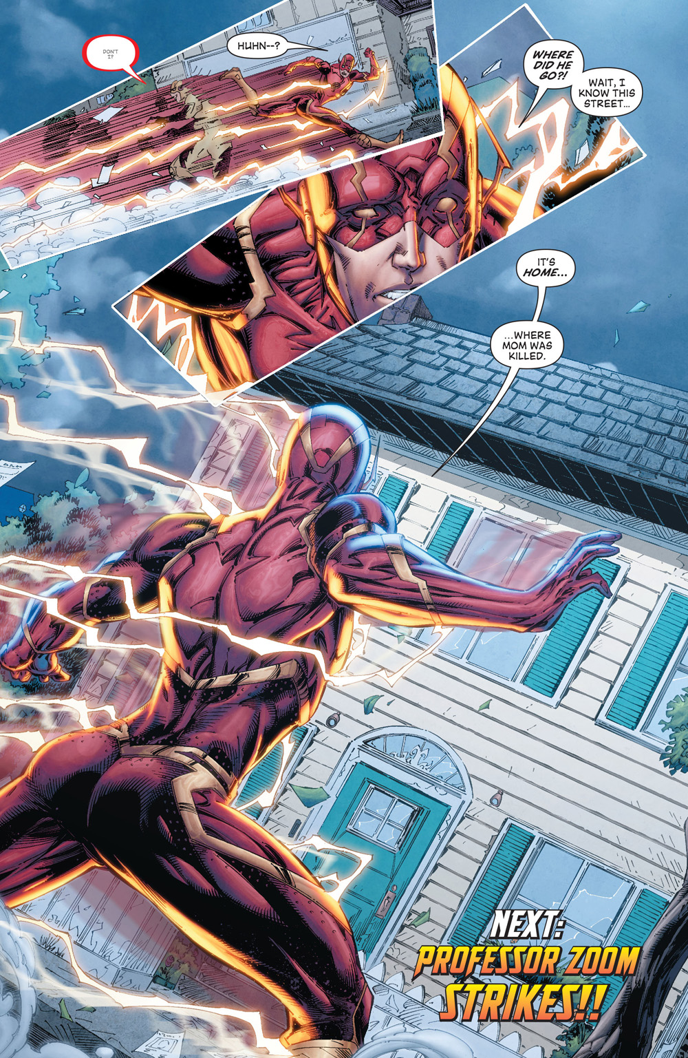 The Flash 42 Spoilers Amp Review Dc You S Professor Zoom