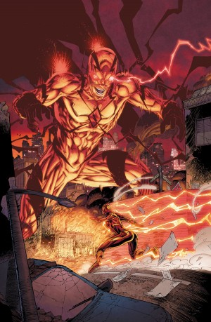 Top 10 DC Comics October 2015 DC You 4 The Flash #45