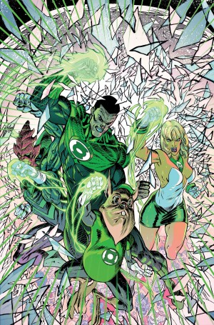 Top 10 DC Comics October 2015 DC You 6 Green Lantern Lost Army #5