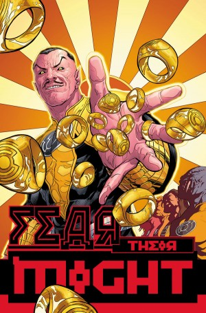 Top 10 DC Comics October 2015 DC You 9 Sinestro #16