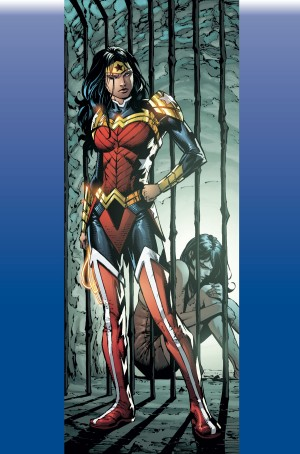 Top 5 DC Comics October 2015 DC You 5 Wonder Woman #45