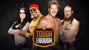 Tough enough banner