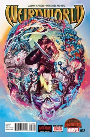 WEIRDWORLD #2 review spoilers 1
