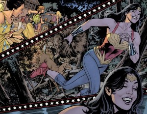 Wonder Woman Earth One by Grant Morrison and Yanick Paquette 2015