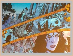 Wonder Woman Earth One by Grant Morrison and Yanick Paquette 2015 B
