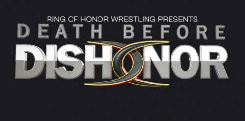 Ring Of Honor Death Before Dishonor  Full Show