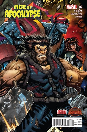 AGE of APOCALYPSE #2 review spoilers 1