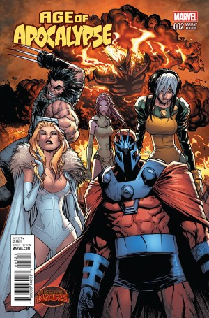 AGE of APOCALYPSE #2 review spoilers 2