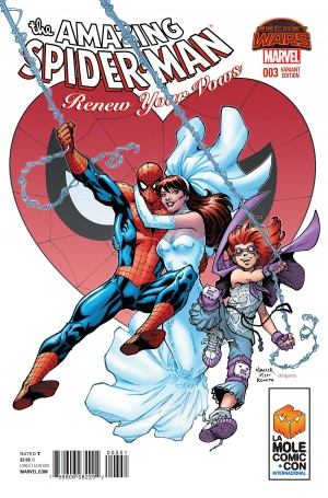 AMAZING SPIDER-MAN -- RENEW YOUR VOWS #3 review spoilers 3
