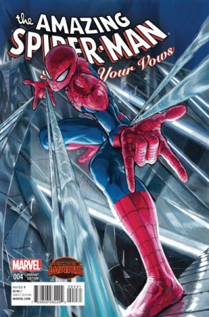 AMAZING SPIDER-MAN -- RENEW YOUR VOWS #4 review spoilers 2
