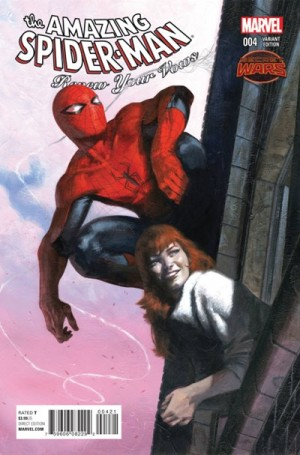 AMAZING SPIDER-MAN -- RENEW YOUR VOWS #4 review spoilers 3