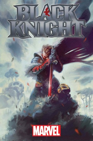 ANAD Marvel Comics C Black Knight #1
