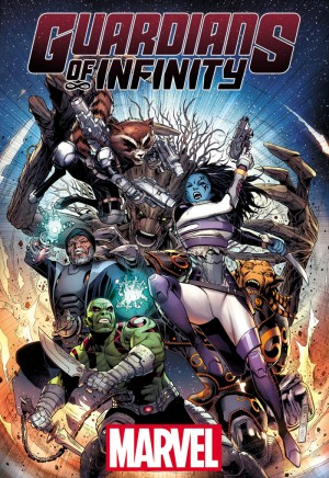 All New All Different Marvel Comics Guardians of Infinity #1