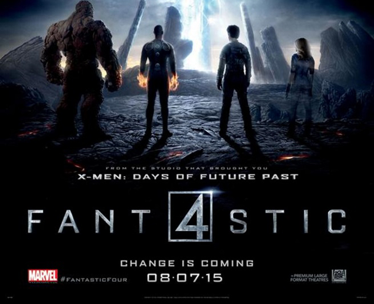 Fantastic Four 2015 Film Reboot  Will Post-Credits Scenes Or Easter    Fantastic Four Movie 2015