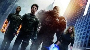 Fantastic Four 2015 movie poster French