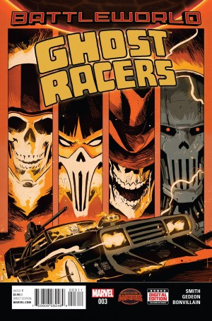 Ghost Racers 3