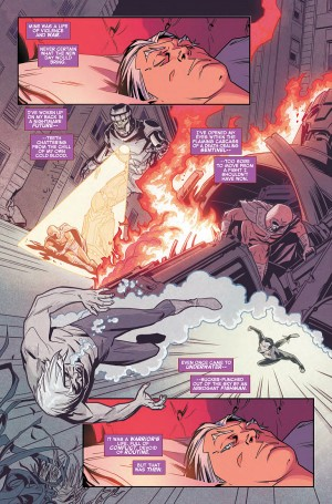HOUSE of M #1 pg. 1