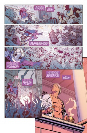 HOUSE of M #1 pg. 3