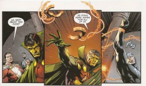 JUSTICE LEAGUE #43 pg. 15 Metron chained