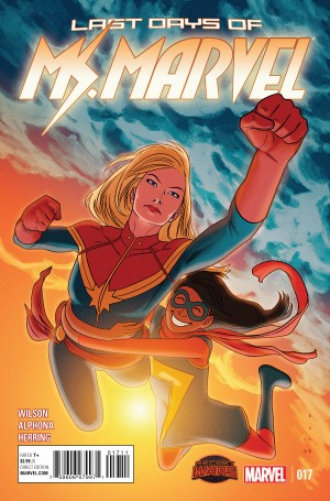 Ms. MARVEL #17 review spoilers 1