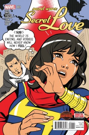 SECRET WARS SECRET LOVE review spoilers 1