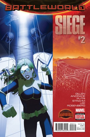 SIEGE #2 review spoilers 1