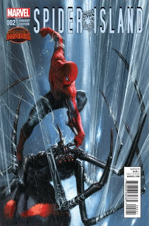 SPIDER-ISLAND #2 review spoilers 2