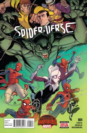 SPIDER-VERSE #4 review spoilers 1