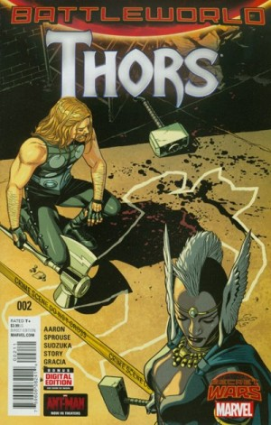 THORS #2 review spoilers 1
