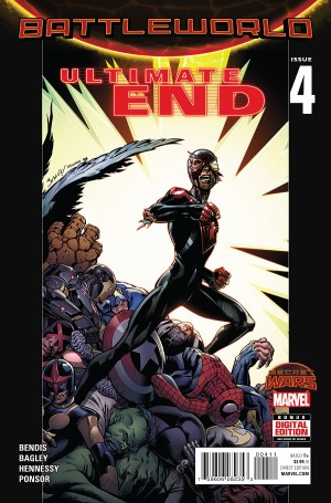 ULTIMATE END #4 review spoilers 1