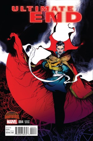 ULTIMATE END #4 review spoilers 2