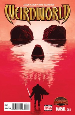 WEIRDWORLD #3 review spoilers 1